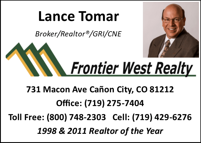 Community Partner Spotlight: Lance Tomar – Frontier West Realty