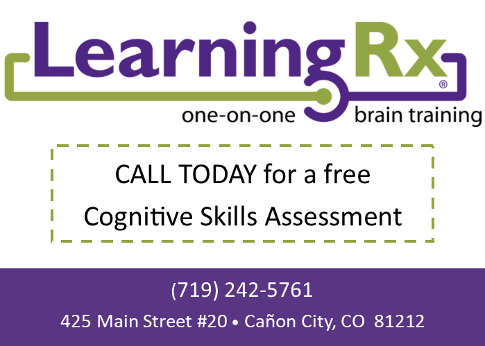 Community Partner Spotlight: LearningRx® – Cañon City