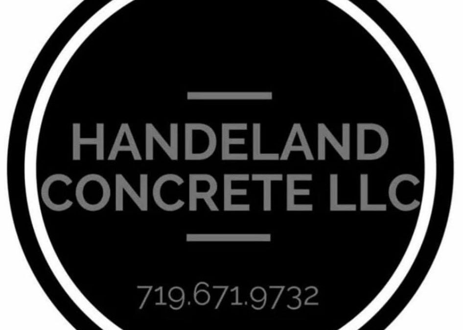 Community Partner Spotlight: Handeland Concrete LLC