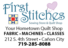 Community Partner Spotlight: First Stitches Sewing Store and Quilt Shops