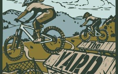 'The Yard' Mountain Bike Skills Park Opens