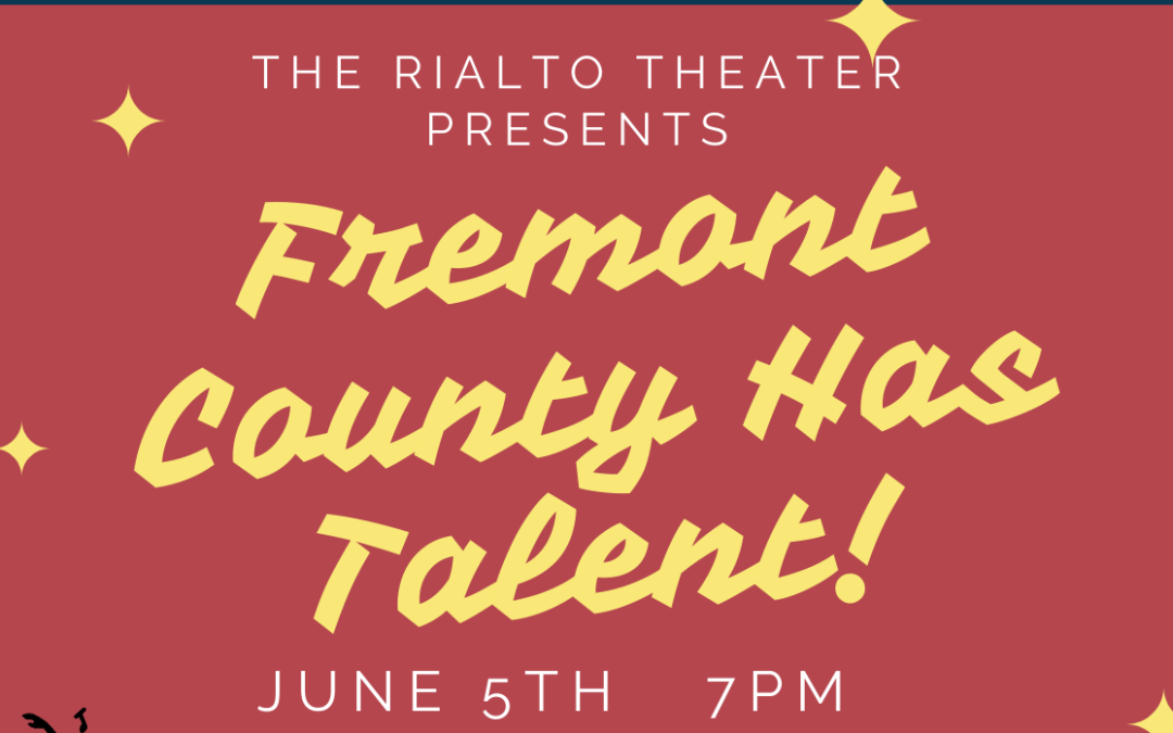 Fremont County Has Talent!