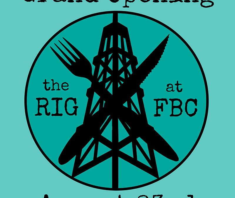 Restaurant Grand Opening: The Rig @ Florence Brewing Company