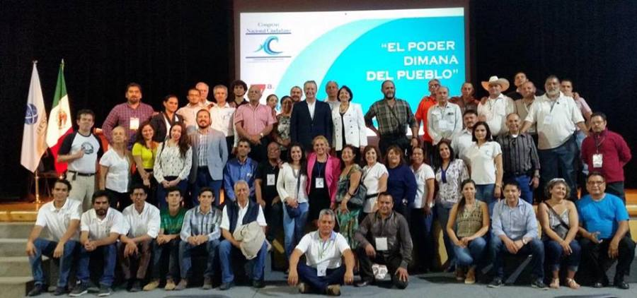 7ma reunion nacional del Congreso Nacional Ciudadnao