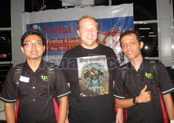 Bareng Team Developer Firefox