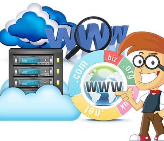 pengelolaan domain dan hosting