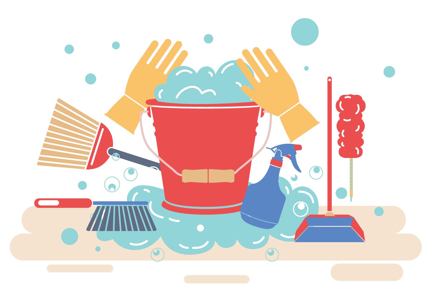 Spring-Cleaning-Vector