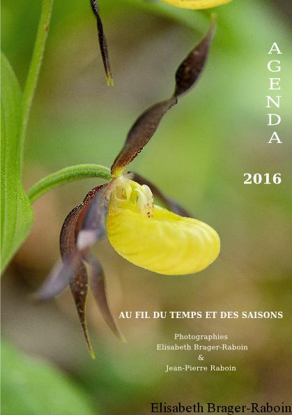 Livre-Photo Agenda2016