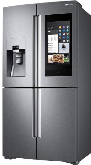 Samsung French Door Kühlschrank mit Festwasseranschluss