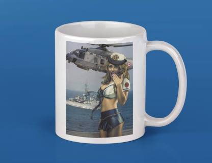 Mug pinup Marine Nationale 3 1