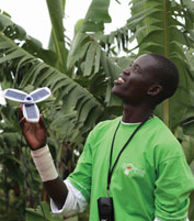 mobile phones in east africa