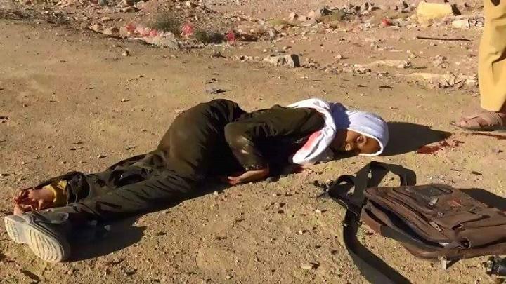 Yémen: frappe de la coalition visant une école, plusieurs élèves tués