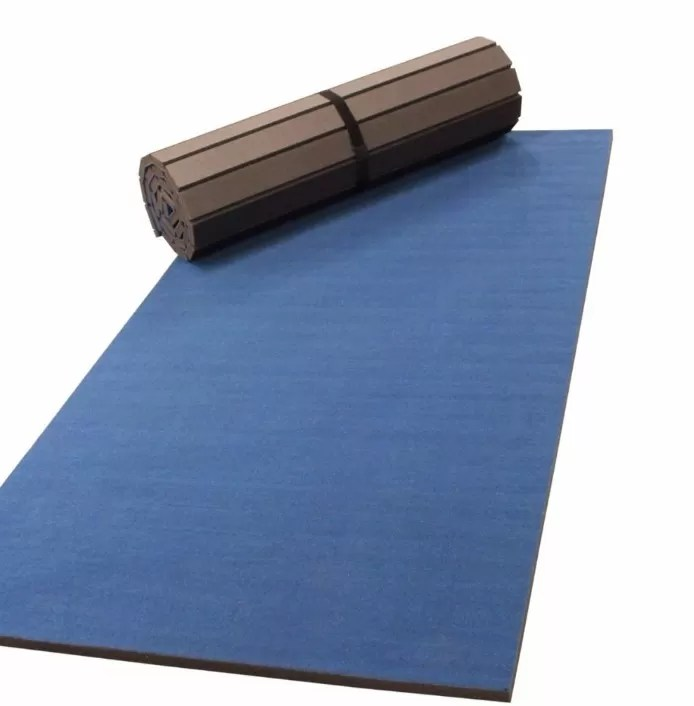 chine tapis pliables de gymnastique fabricant