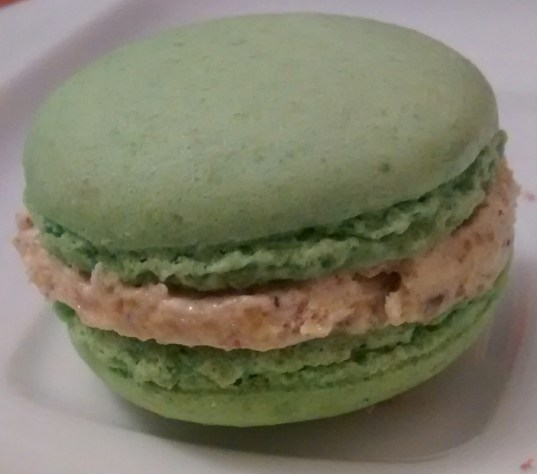 Pistachio from side