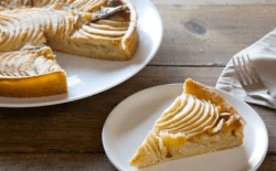 FROGS tarte aux pommes