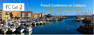 FCCat 2019 — French Conference on Catalysis