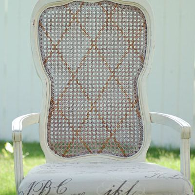 Cane-Back Chairs