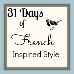31 Days of French-Inspired Style