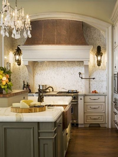 painted kitchen cabinet pictures 31 days of inspired style day 24 kitchens 3983