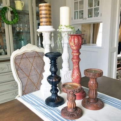Adding Age to Candlesticks