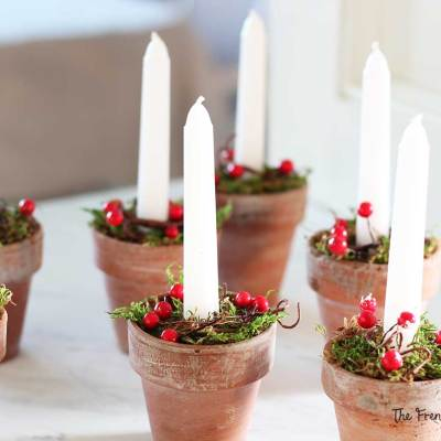 A Quick, Easy Hostess Gift for Christmas