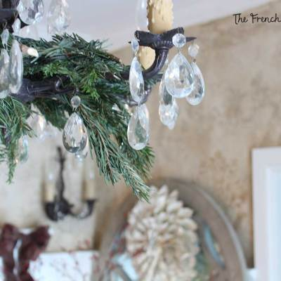 Christmas Home Tour – Part 1: Entry and Porch