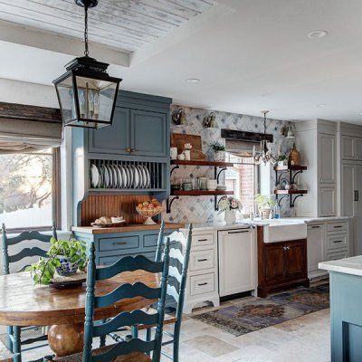 Creating our Dream Kitchen: French Country Kitchen reveal