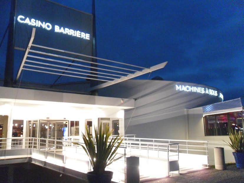 Crédit photo : Casino Barrière Ouistreham