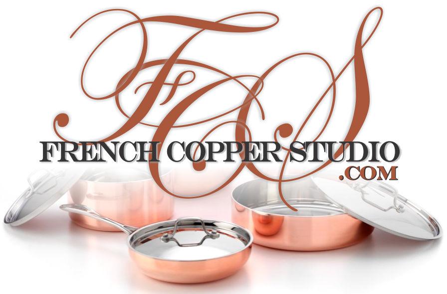 French Copper Studio Logo Rgb