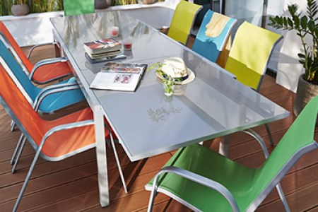Best Home Design » chaises de couleurs