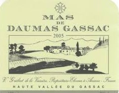 daumas gassac label