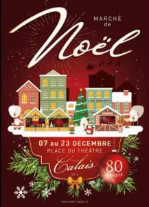 Calais Noel 2018 poster
