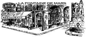 fontaine de mars sketch
