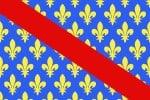 Allier flag