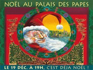 palais des papes noel logo