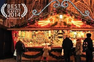 Christmas Market Strasbourg 2014
