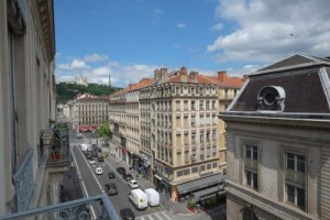 Hotel Honore apartments Lyon