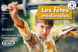 Fetes Medievales poster