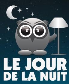 le jour de la nuit logo