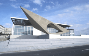 Malraux Museum in le Havre