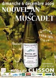 muscadet festival poster