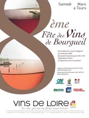 bourgueil wine fair