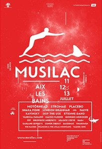 Musilac Poster