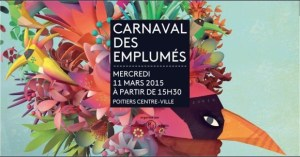 Poitiers Carnaval poster