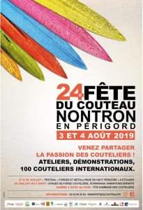 Knife Festival poster