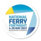 National Ferry Fortnight 2017 logo