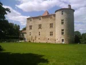 Chateau de Fources B&B