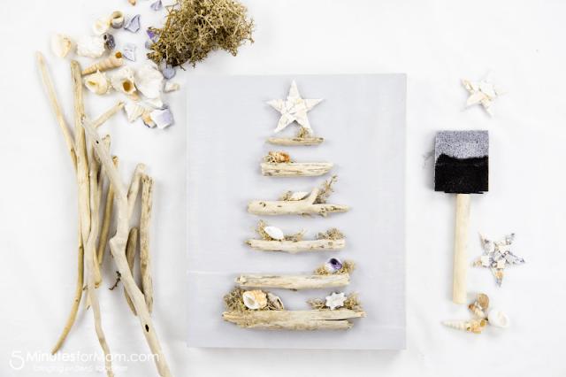 https://www.5minutesformom.com/141523/driftwood-christmas-tree-craft/