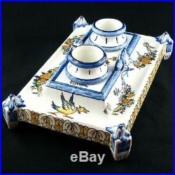 french faience antique