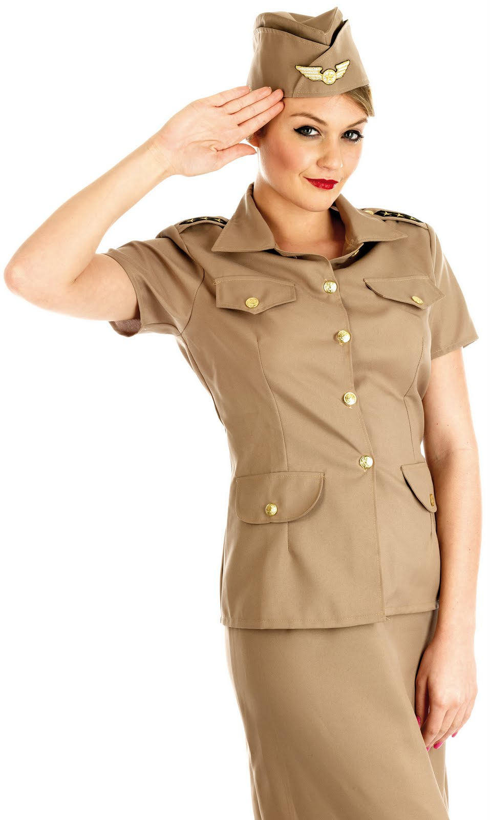 Air Hostess Costume French Fashions